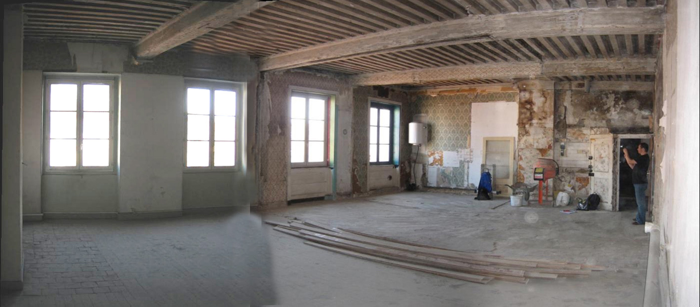 Renovation avant apres finest renovation avant apres with for Renovation maison avant apres travaux