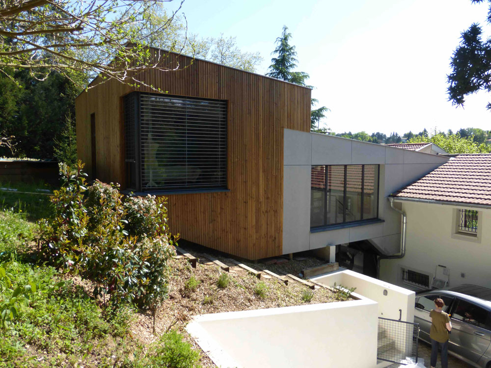 En Travaux R Novation Extension D Une Maison
